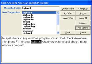 Spell Check Anywhere Screenshot 3