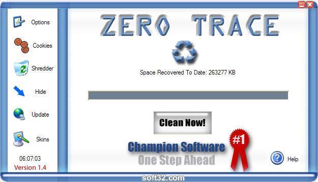 Zero Trace Screenshot 3