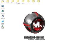NRG Orb - 3D Fully Animated Wallpaper Screenshot 1