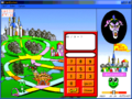 Magic Math Kingdom for ages 8 to 9 1