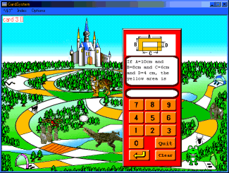 Magic Math Adventure Tour for ages 9  to 10 Screenshot 1