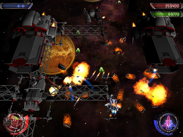 Astro Avenger Screenshot