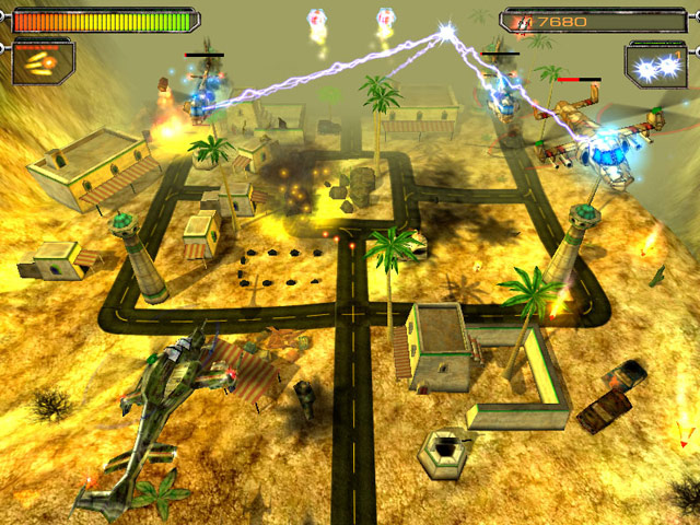 AirStrike II Screenshot 2