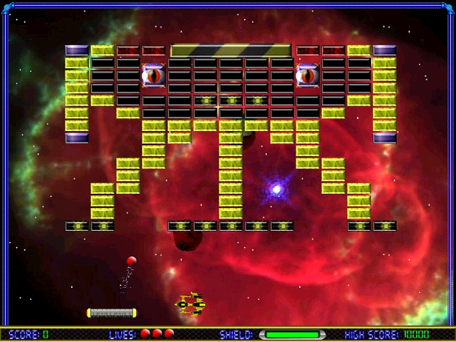Spacenoid Screenshot