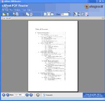 eXPert PDF Reader Screenshot
