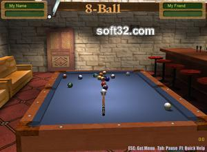 3D Live Pool Screenshot 2