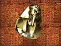 Golden Tut 3D Screensaver 1