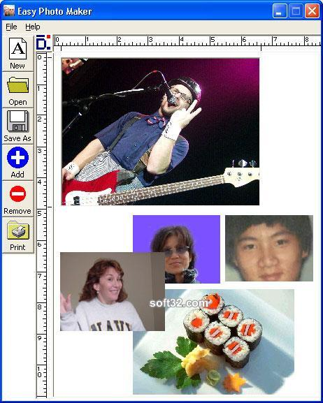 Easy Photo Maker Screenshot 1