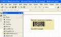 EaseSoft PDF417 Barcode  .NET  Control 1