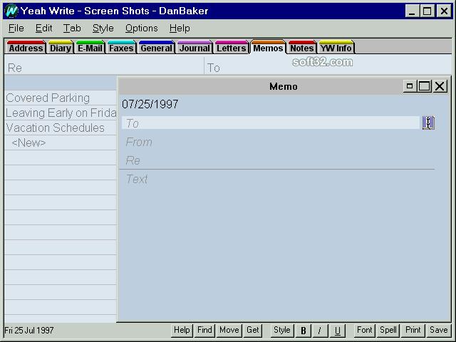 Yeah Write Screenshot 3