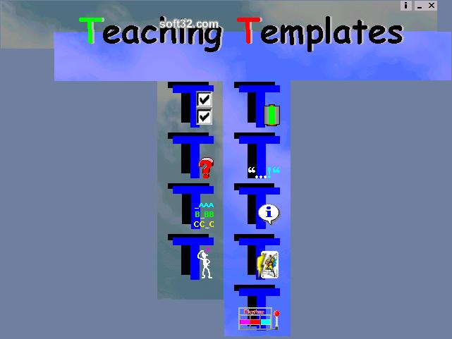 Teaching Templates Global Edition Screenshot 3