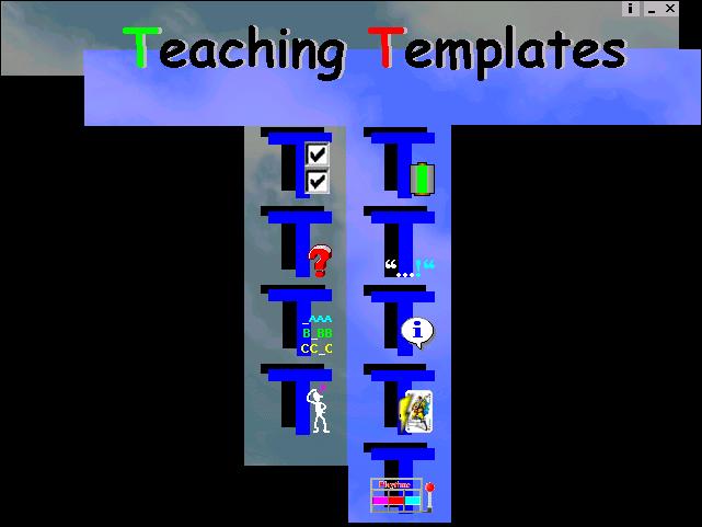 Teaching Templates Global Edition Screenshot 1
