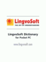 LingvoSoft Dictionary English <-> Japanese (Romanization) for Pocket PC 1