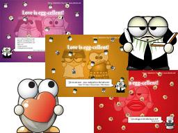 ALTools Valentines Day Desktop Wallpaper Screenshot