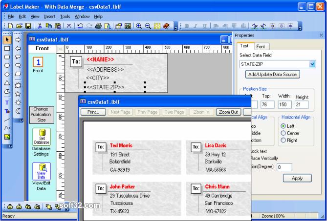 Label Maker Pro Screenshot 3