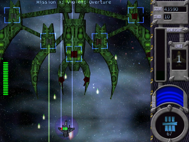 Xeno Assault II Screenshot 1