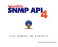 WebNMS SNMP API - Free Edition 1