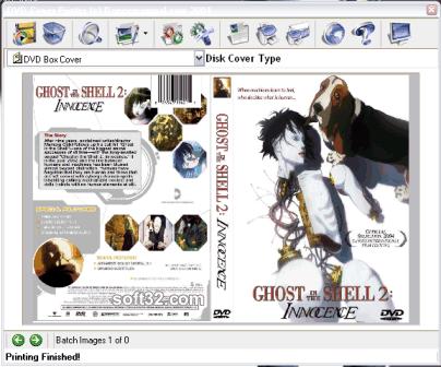 DVDPrint Screenshot 3