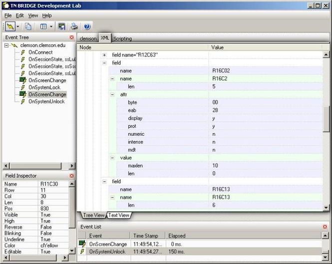 TN BRIDGE Integration Pack for ActiveX Screenshot 1
