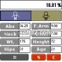 U.S. Army Body Fat % Calculator 2