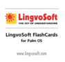 LingvoSoft FlashCards English <-> Swedish for Palm OS 1