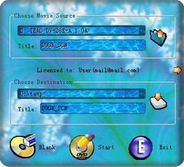 Super DVD Copy 2.26 Screenshot 1