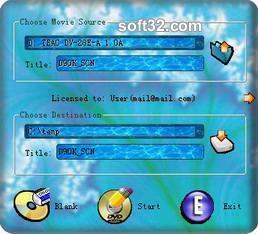 Super DVD Copy 2.26 Screenshot 3