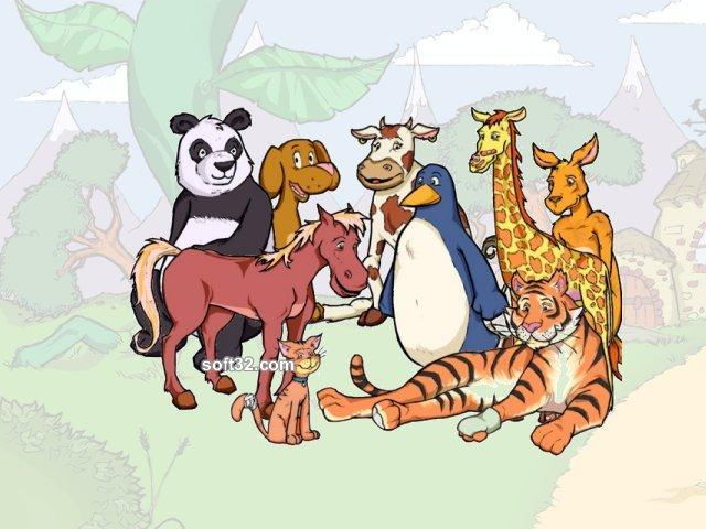 Animal Jigsaw Puzzles Screenshot 3