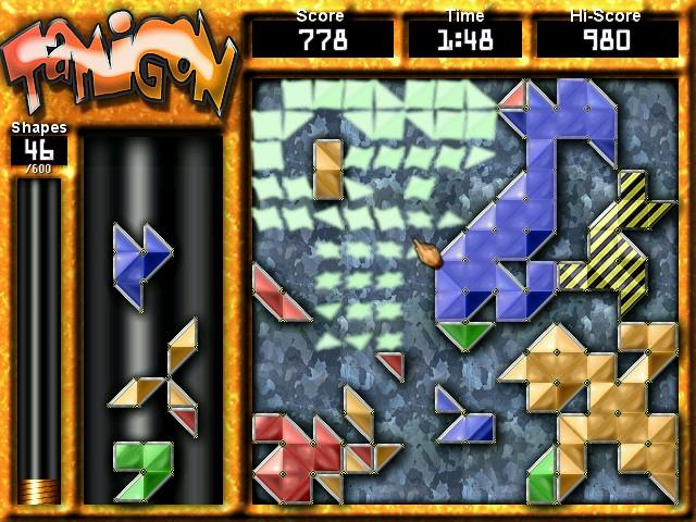 TaMiGoN Screenshot 1