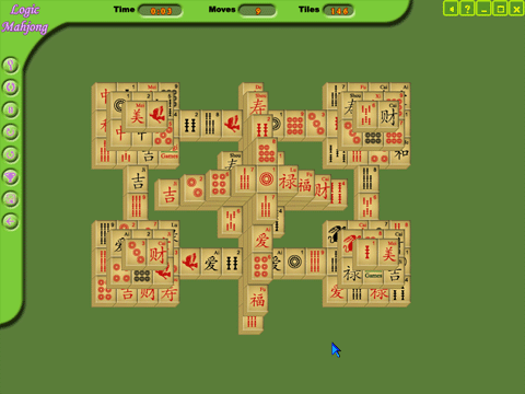 Logic Mahjong Screenshot