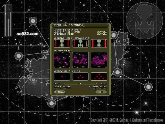 Strange Adventures In Infinite Space Screenshot