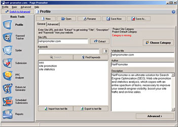Page Promoter Screenshot 1