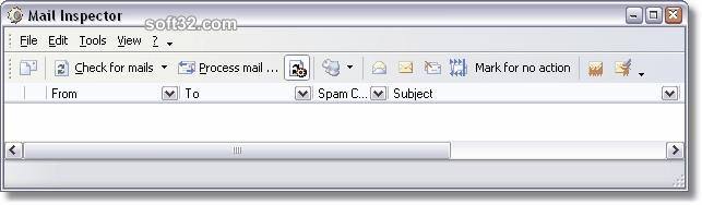 Mail Inspector Screenshot 3