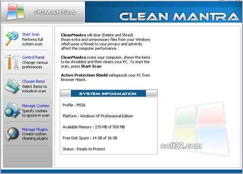 CleanMantra Screenshot 3