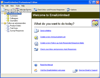 EmailUnlimited Screenshot 2