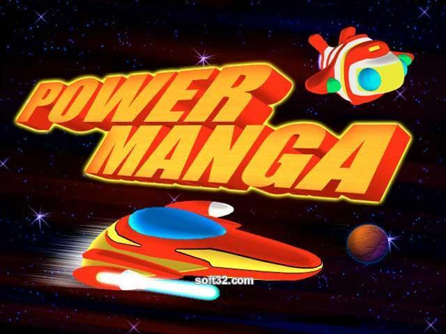 Power Manga Screenshot 3