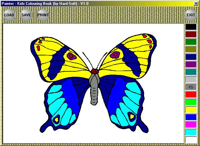 Painter Screenshot 1