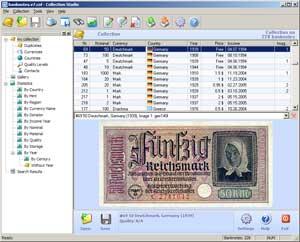 Collection Studio Screenshot