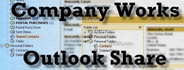 Outlook Share Screenshot 2