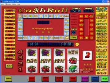 CashRoll Club Fruit Machine Screenshot 2