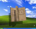 Book Of Time 3D Screensaver 1