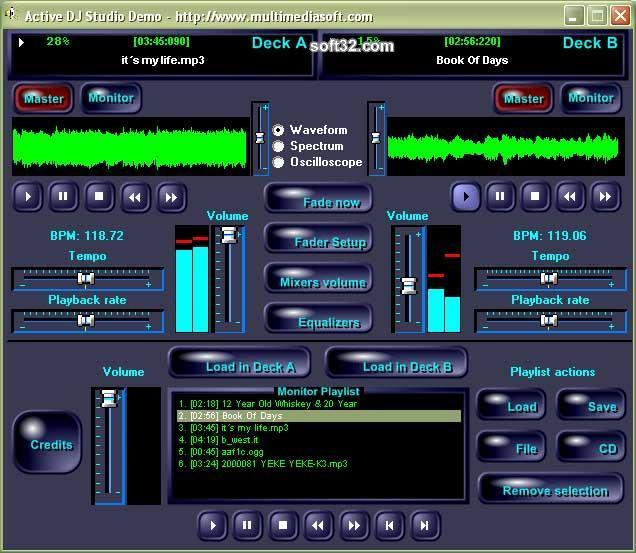 Active DJ Studio Screenshot 3