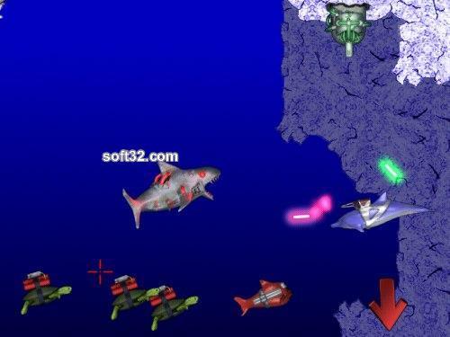Laser Dolphin (for Windows) Screenshot 2