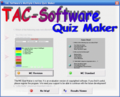 Multiple Choice Quiz Maker 1