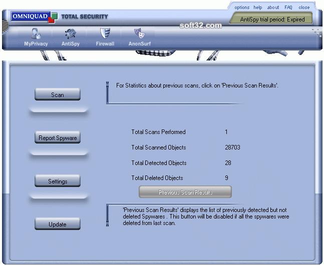 Total Security Basic Screenshot 2