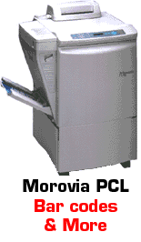 Morovia PCL  Bar codes & More Screenshot 2