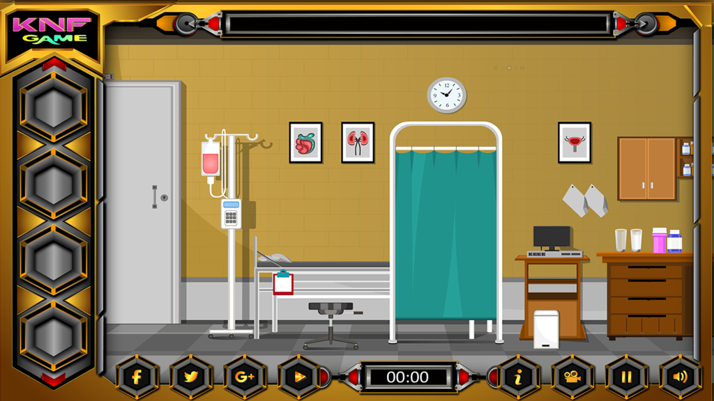Can You Escape From ICU Room Screenshot 3