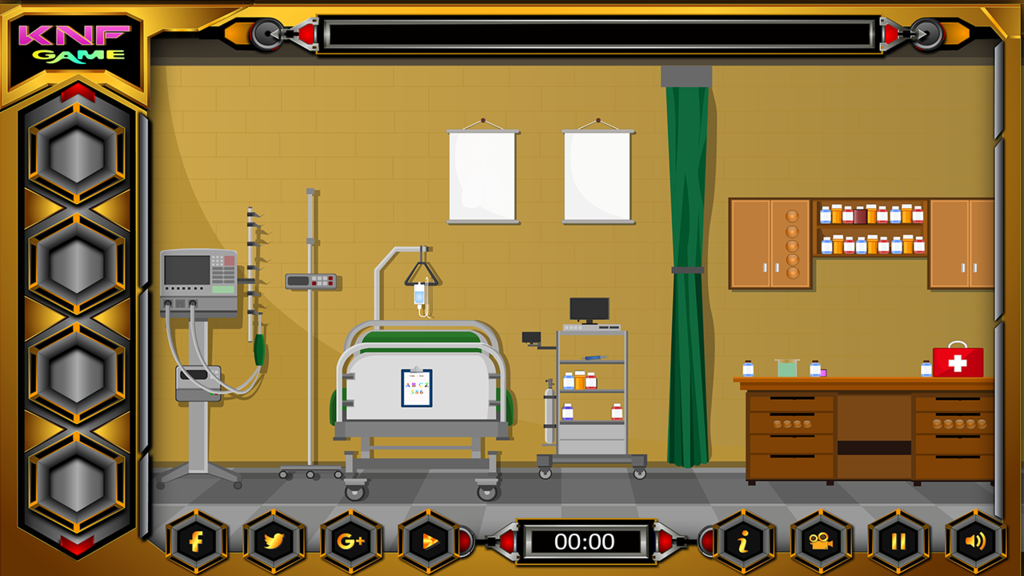 Can You Escape From ICU Room Screenshot 2