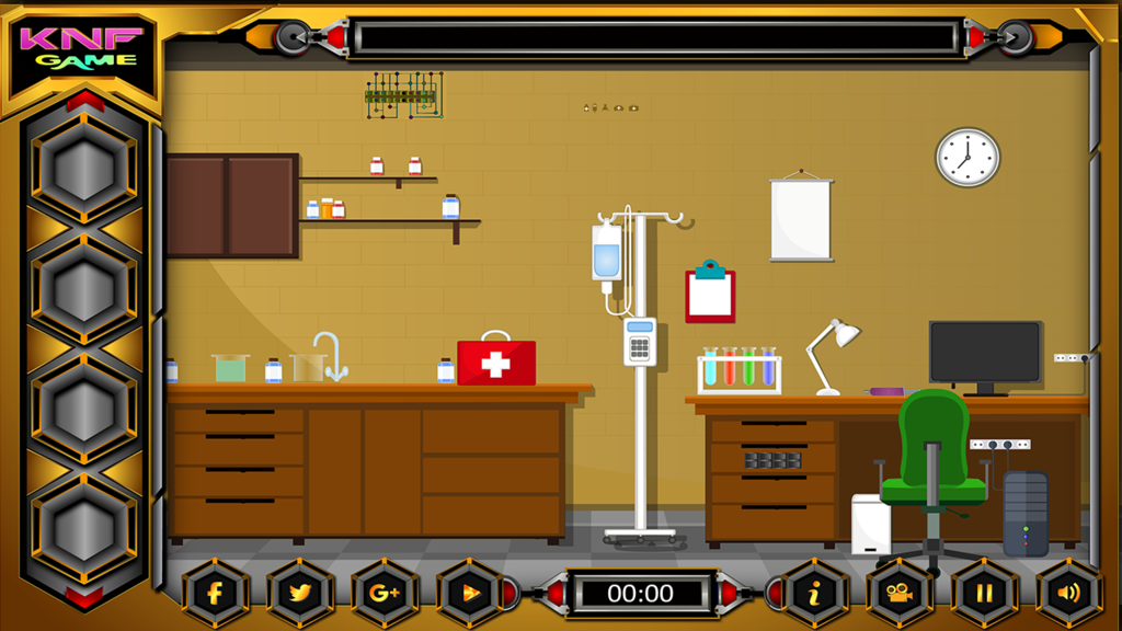Can You Escape From ICU Room Screenshot