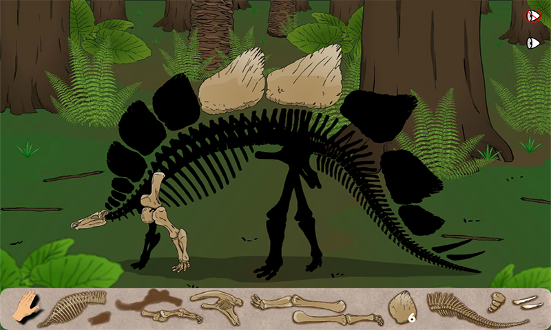 Dinosaur Discovery Screenshot